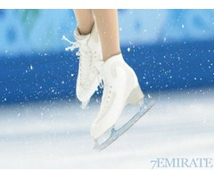 Ice Skating Tickets at 50% for Sale in Dubai