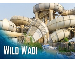 Wild Wadi Water Park Tickets for Sale in Sharjah