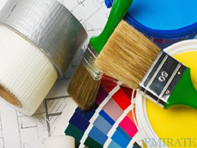 Painting & joinery service provider in Dubai