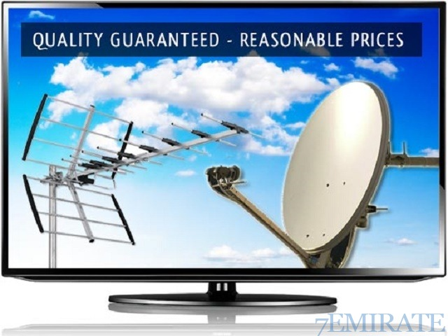 Dish & LCD Tv Repair Service Provider in Dubai and UAE