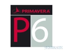 Primavera P6 Training only in MCTC,Dubai