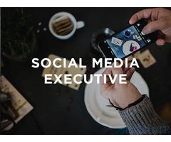 Required Social Media Executive for Company in Dubai