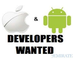 Android/IOS Developer Wanted for our Company Based in Dubai