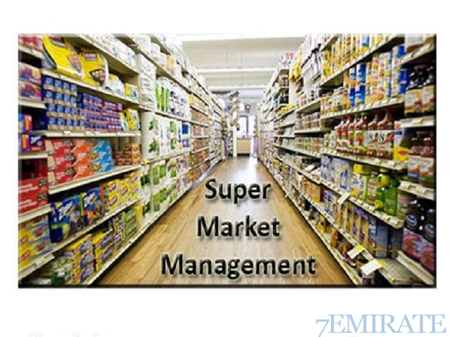 Super Hyper Market Manager Required for our Dubai Outlet