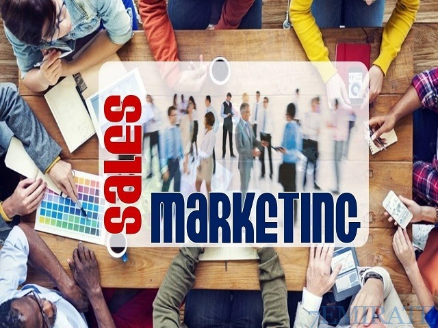 Sales and Marketing Executive Required for Our Company in Dubai