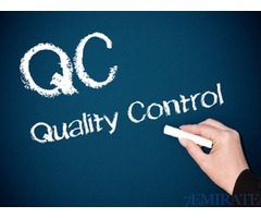 Quality Control Specialist Required for Automobile Industry in Dubai