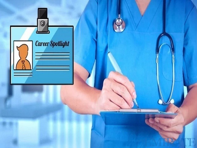 Doctor's Secretary Required for Hospital in Abu Dhabi
