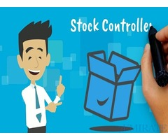 Store Keeper Cum Stock Controller Required in Al-Ain