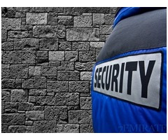 Urgently Required Security Guards for Sharjah