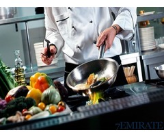Cook Required for a Factory in Dubai