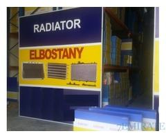 Radiator for cars, radiator for Automotive Dubai - Elbostany