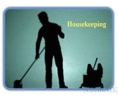 Required Housekeeping Supervisor for FM Company in Ruwais