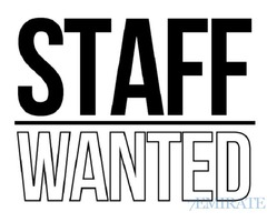 Staff Wanted for Hotel and Restaurant in Dubai