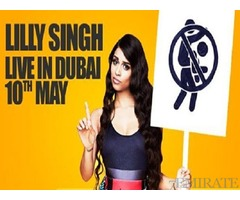 Tickets for Lilly Singh Live in Dubai