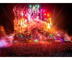 Tickets for Tomorrowland 2017 2nd weekend Full Madness Pass for Sale
