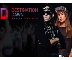 Tickets for Destination Dawn all Night event on the beach