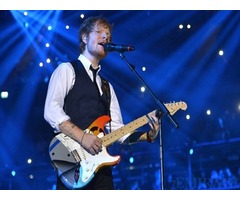 TICKETS FOR ED SHEERAN FRONT ZONE 23rd NOVEMBER