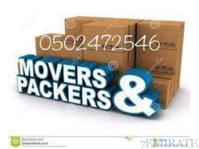 Dubai Movers 0502472546 In Al Barsha