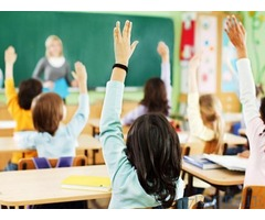 Teachers Required for an International School in Sharjah