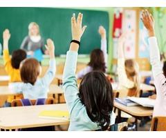 Teachers Required for an International School in Sharjah