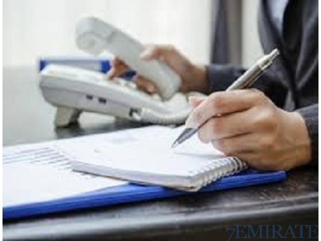Required Front Office & Admin Officer Required for Construction Company