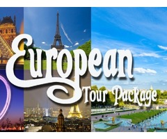 Europe Tour Packages from Dubai