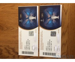 UEFA Champions League Final CARDIFF 2017 Tickets -