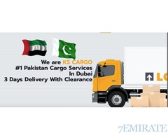 KS AIR CARGO SERVICE DUBAI TO PAKISTAN DOOR TO DOOR