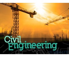 Civil Engineer Required with work experience in construction