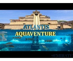 Atlantis Aquaventure Waterpark Tickets for Sale in Dubai