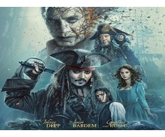 Tickets for Pirates of the Caribbean IMAX movie premiere at Novo Cinemas