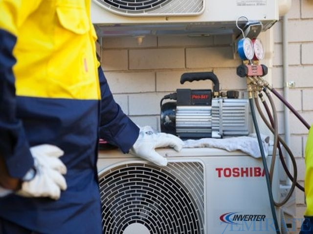 Urgently looking for an AC Technician with UAE License Abu