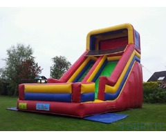 Bouncy Sliders for rental in Dubai at Special Price