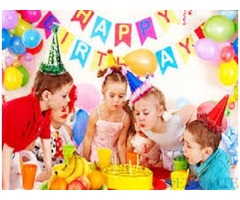 Birthday party host available in Dubai