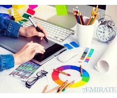 Required Graphic Designer for Travel and Tourism Company in Dubai