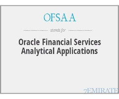 OFSAA (Oracle Financial Services Analytical Applications) Consultant for Bahrain