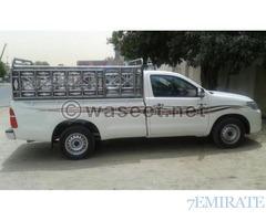 pickup truck for rent 0553450037 in al twar