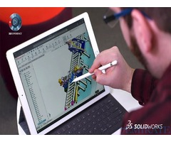 learn Solidworks Engineering Graphics with 20% Disc in MCTC