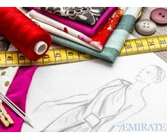 Certified tailoring program for ladies in a ladies institute in Dubai