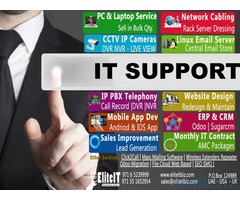 Network Cabling Date Voice Dubai - Elite IT Services FZC