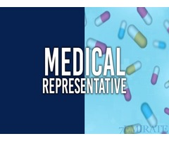 Hiring medical representative with good experience in Dubai