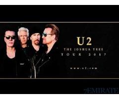 Tickets for U2 Joshua Tree Twickenham for Sale in Dubai