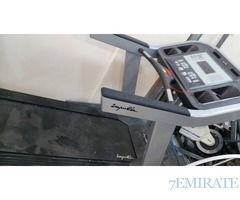 COMMERCIAL  ELECTRIC TREADMILL