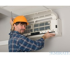 Get the best AC repairing and AC fitting services in Dubai