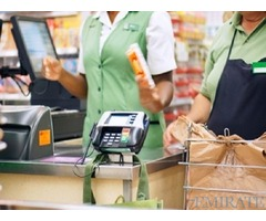 Required Graduate Lady Cashier Cum Counter Clerk for Trading Company