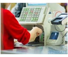 Cashier Required for a Restaurant in Al-Ain