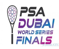 Tickets for PSA World Series Finals SQUASH for Sale in Dubai