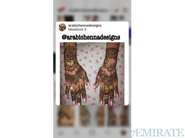 Best professional henna designer in Dubai