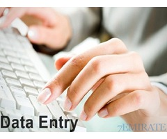 Store Assistant Cum Data Entry Operator Required in Ajman