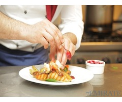 Chef Required for a Cafeteria in Abu Dhabi